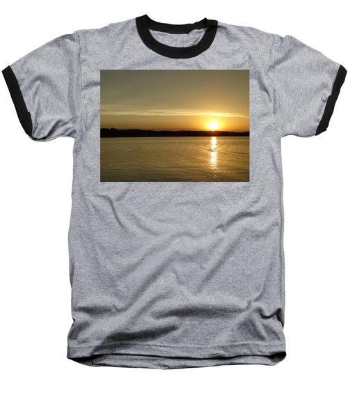 Sunset Shelbyville Il Baseball T-Shirt