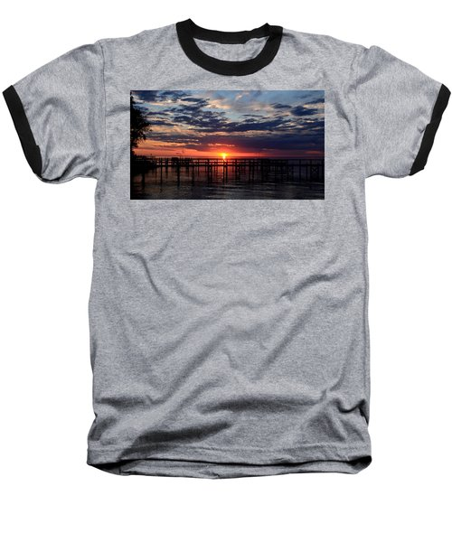 Sunset - South Carolina Baseball T-Shirt