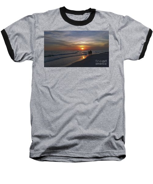 Baseball T-Shirt featuring the photograph Tranquility by Terri Mills
