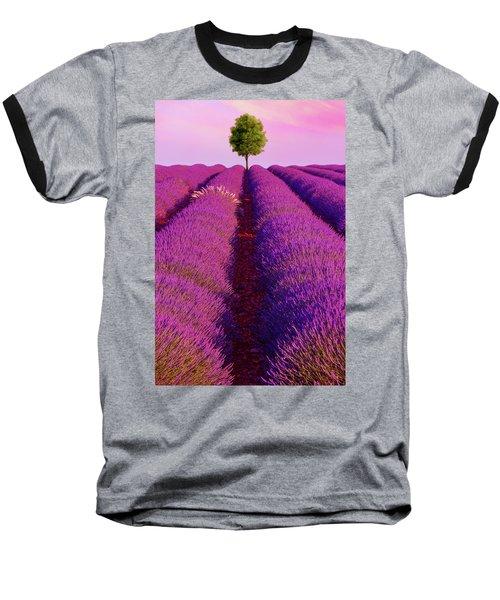 Sunsets Are Purple Baseball T-Shirt