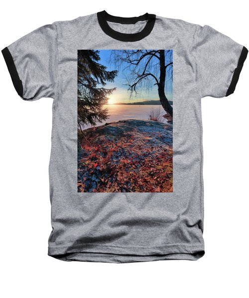 Sunsets Creates Magic Baseball T-Shirt