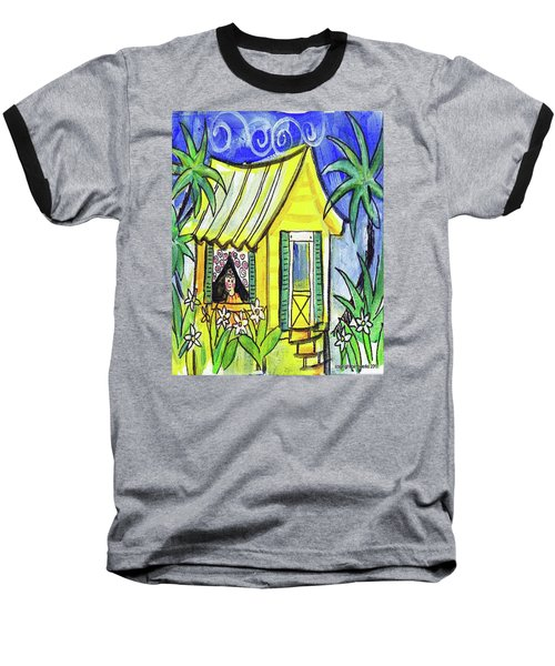 Sunshine Cottage Baseball T-Shirt