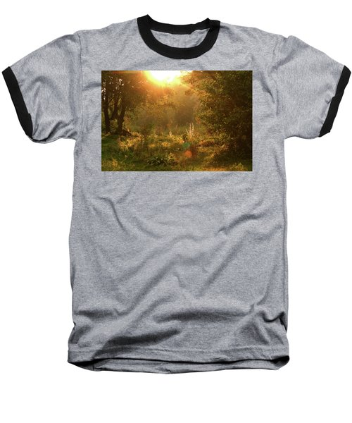 Baseball T-Shirt featuring the photograph Sunshine In The Meadow by Emanuel Tanjala