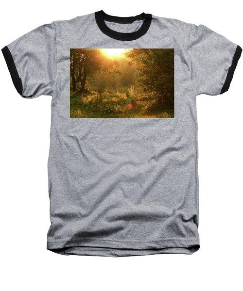 Sunshine In The Meadow Baseball T-Shirt