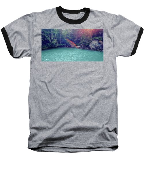 Sunshine Lagoon Baseball T-Shirt