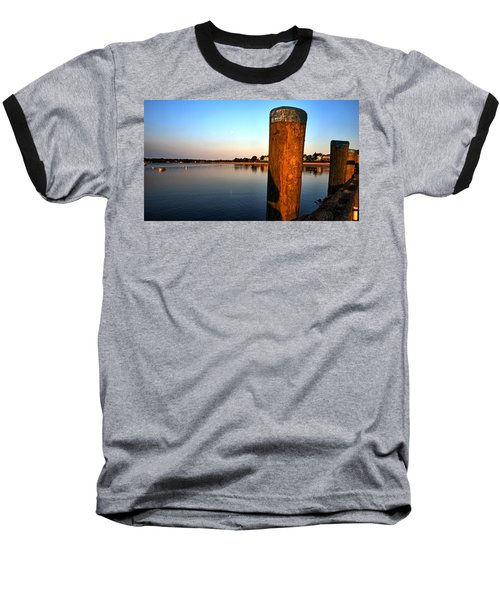 Sunshine On Onset Bay Baseball T-Shirt