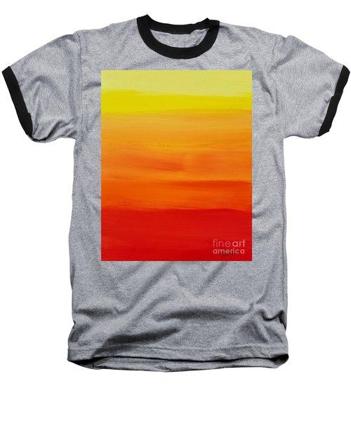 Sunshine Baseball T-Shirt by Sean Brushingham
