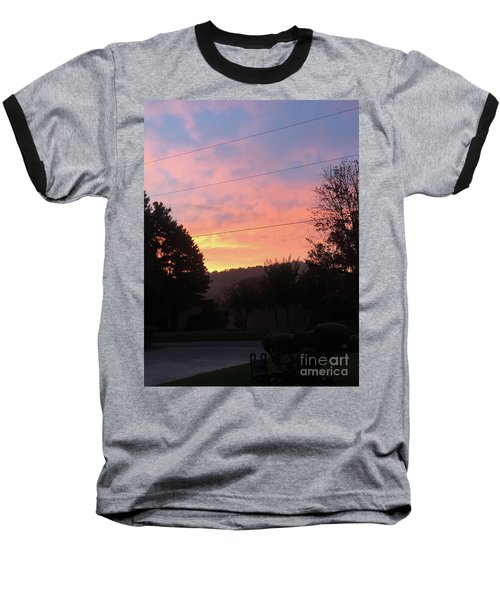 Sunshine Without The Fog Baseball T-Shirt