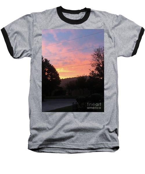 Sunshine Without The Fog Baseball T-Shirt