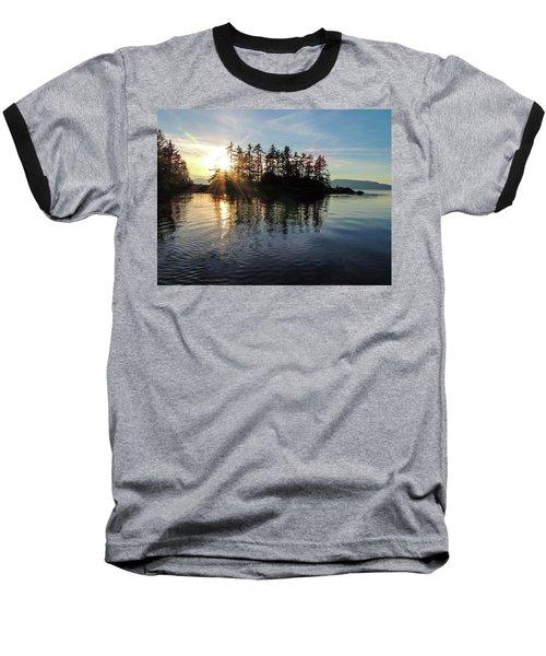 Sunstar Announcing Dusk Baseball T-Shirt