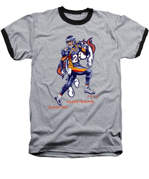 Super Bowl 2016  Baseball T-Shirt