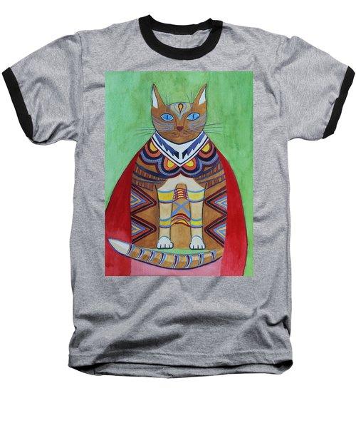 Super Cat Baseball T-Shirt