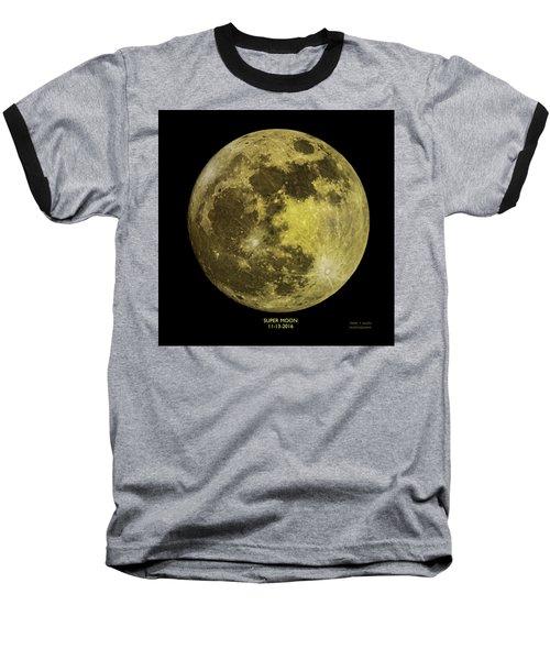 Super Moon Baseball T-Shirt