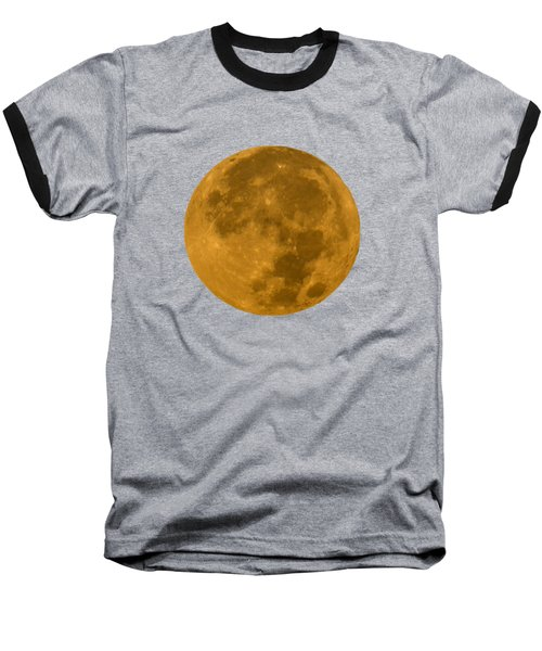 Super Moon Monday Baseball T-Shirt