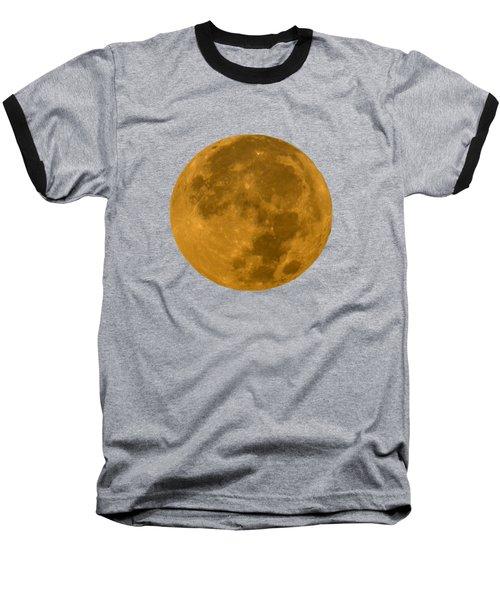 Super Moon Monday Baseball T-Shirt