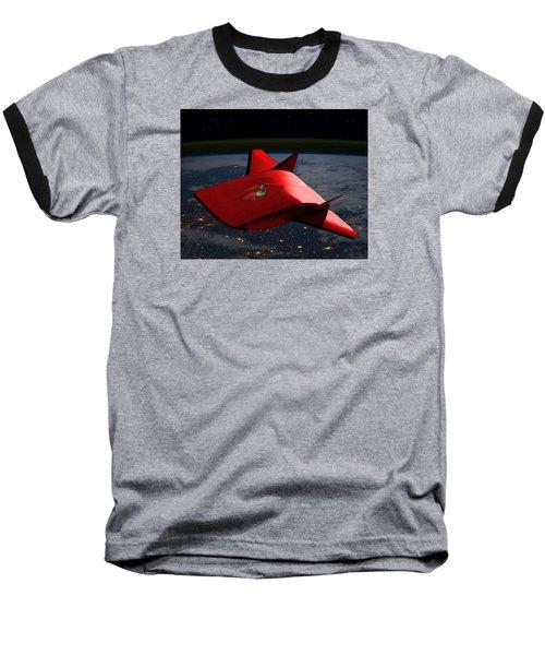 Super Sleigh Baseball T-Shirt