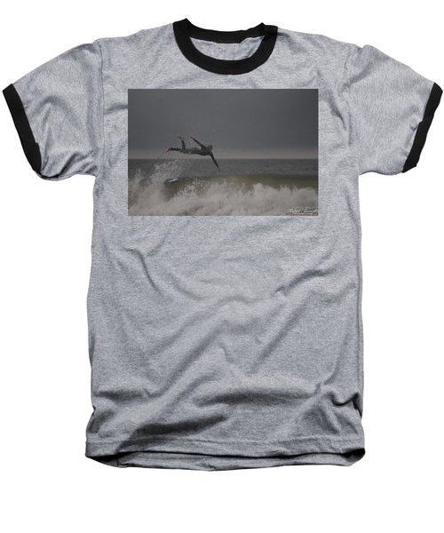 Super Surfing Baseball T-Shirt