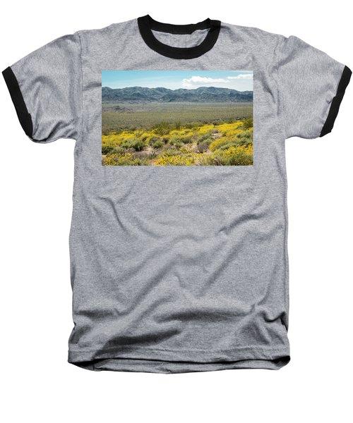 Superbloom Paradise Baseball T-Shirt