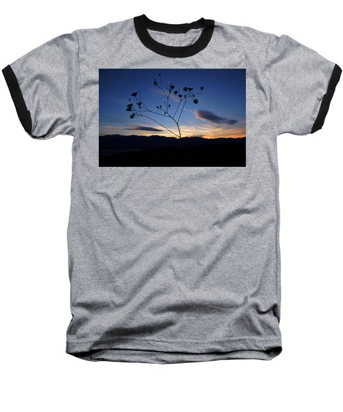 Baseball T-Shirt featuring the photograph Superbloom Sunset In Death Valley 101 by Daniel Woodrum