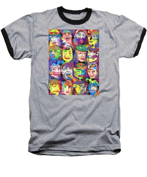 Supererogatory Cognizance Baseball T-Shirt