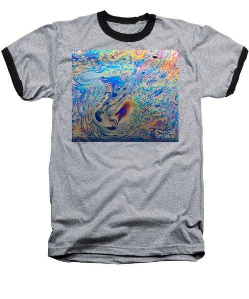 Superheated Rainbows  Baseball T-Shirt
