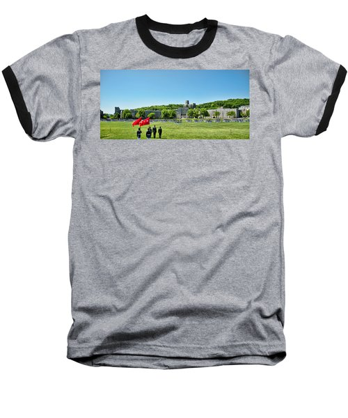 Superintendent's Review Wide Angle Baseball T-Shirt