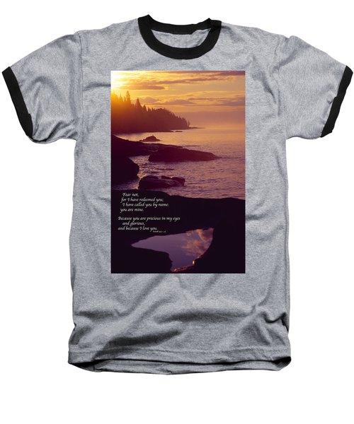 Superior Sunrise Baseball T-Shirt