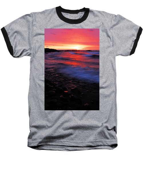 Superior Sunrise Baseball T-Shirt