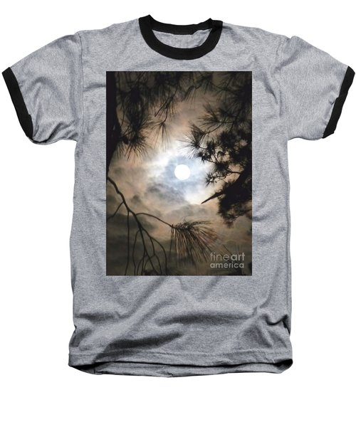 Supermoon November 14 2016 Baseball T-Shirt