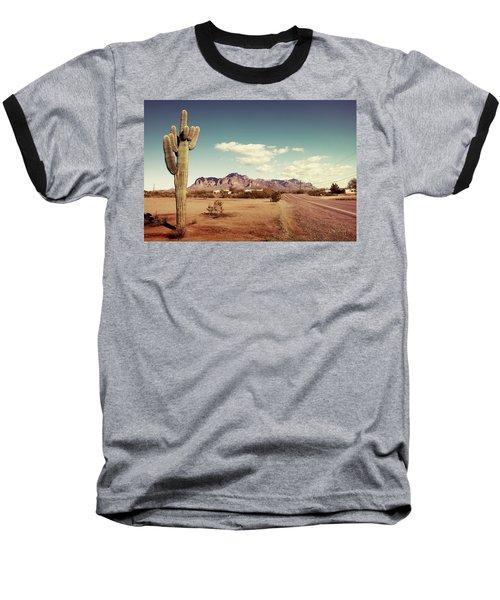 Superstition Baseball T-Shirt