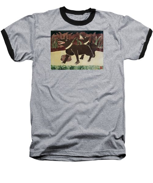 Suppertime Baseball T-Shirt