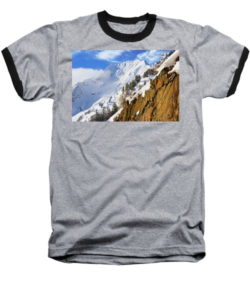 Suprior Peak Baseball T-Shirt