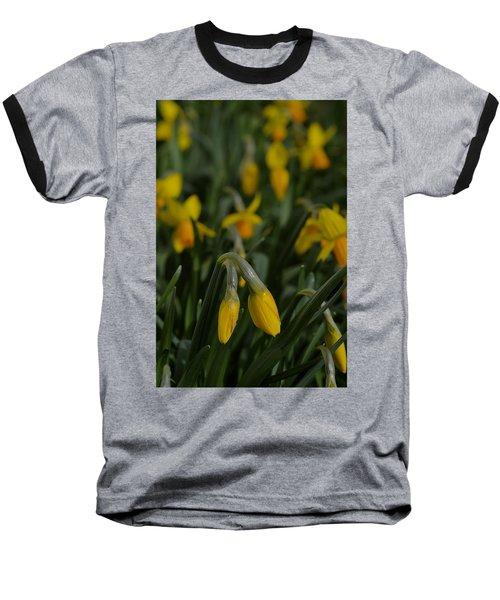 Sure Enough Spring Baseball T-Shirt by Tim Good