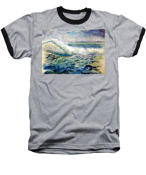 Surf 2 Baseball T-Shirt