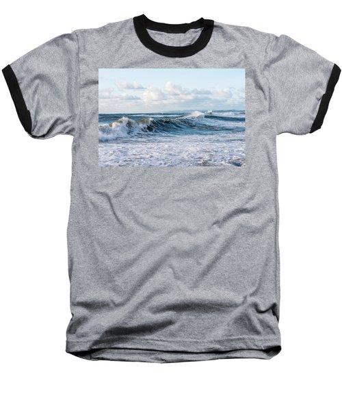 Surf And Sky Baseball T-Shirt