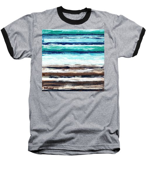 Surf And Turf Baseball T-Shirt