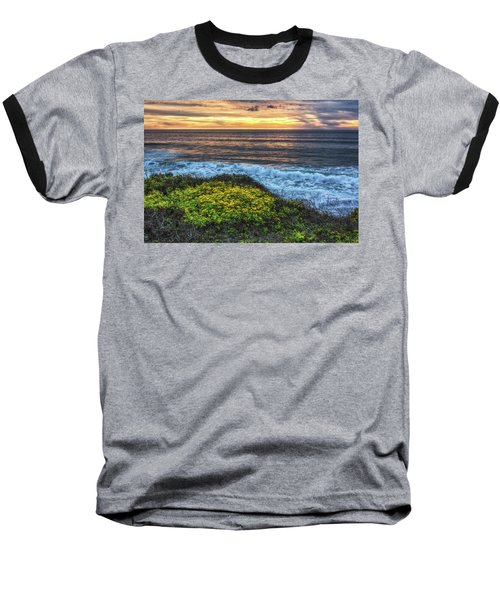 Surf And Turf Baseball T-Shirt