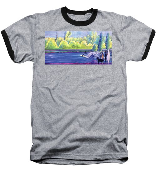 Surf Colorado Baseball T-Shirt
