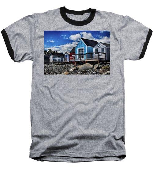 Surf Shacks Baseball T-Shirt