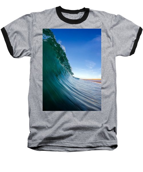 Baseball T-Shirt featuring the photograph Surface by Sean Foster