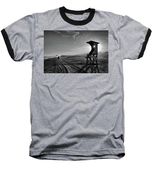 Surfer Baseball T-Shirt