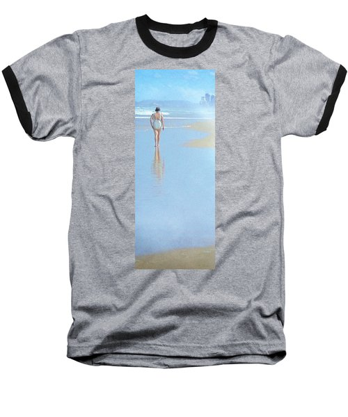 Surfers Paradise Baseball T-Shirt
