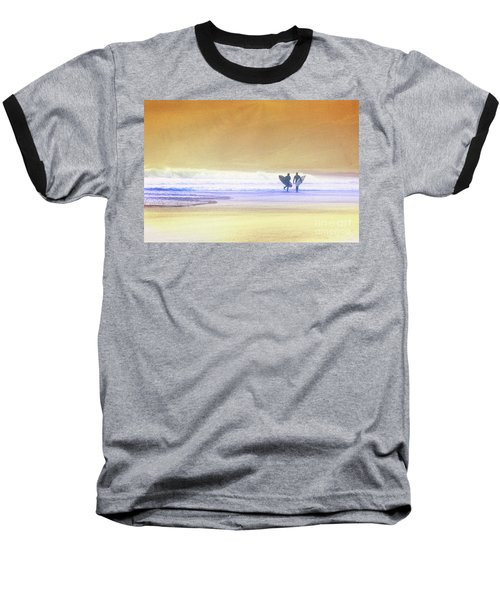 Surfers Baseball T-Shirt