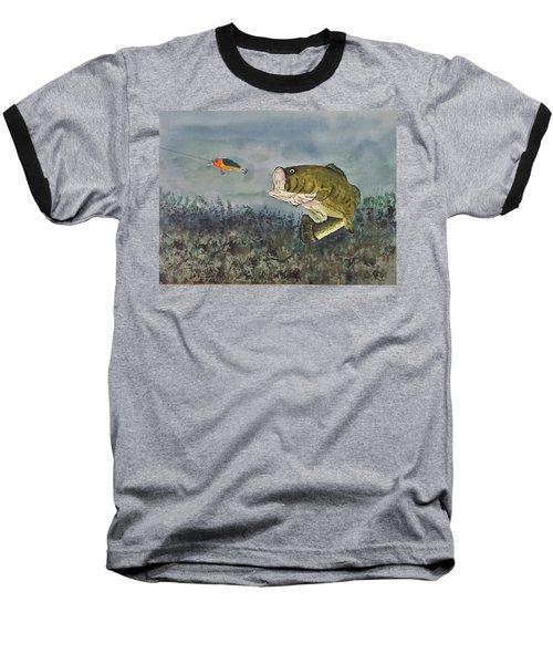 Surprise Coming Baseball T-Shirt