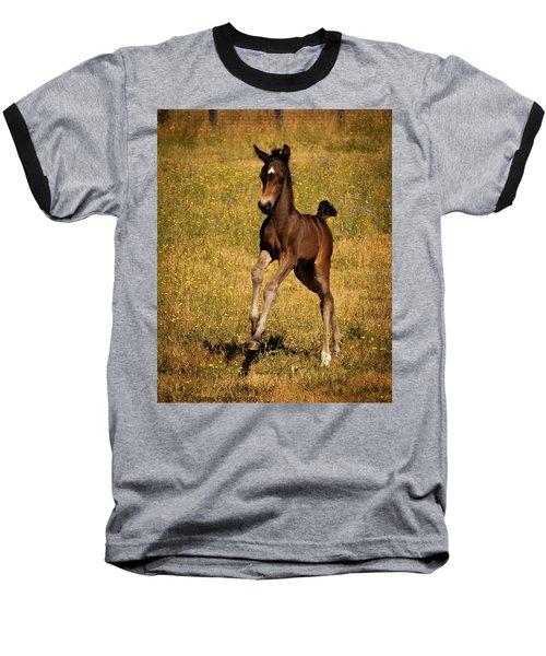 Surprise Party Baseball T-Shirt