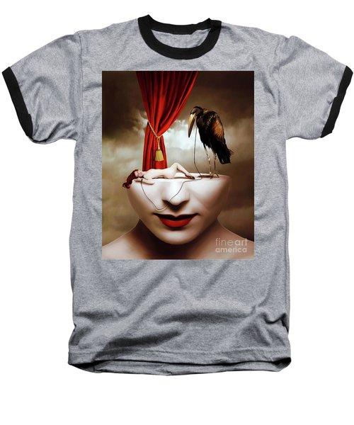 Surreal Art Hh09 Baseball T-Shirt