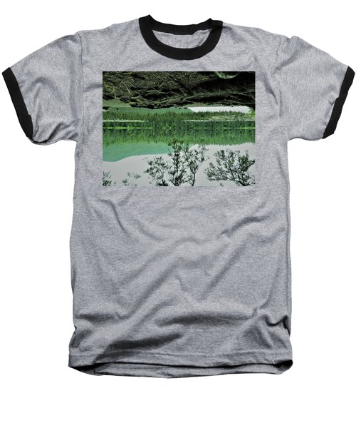 Surreal Baseball T-Shirt