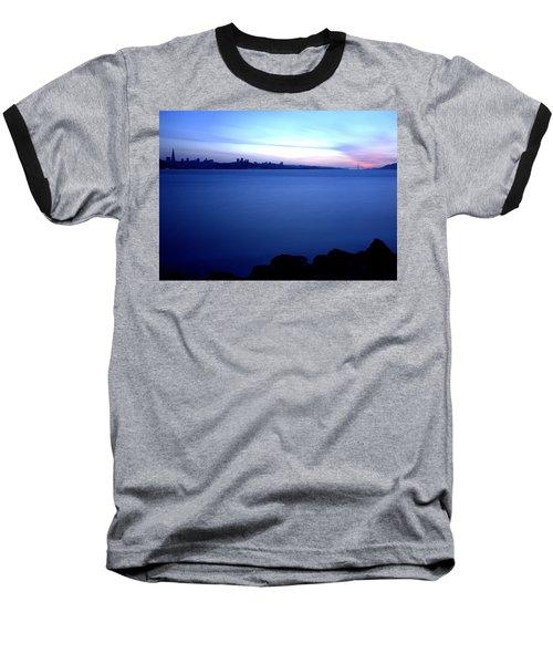 Surreal San Francisco Baseball T-Shirt