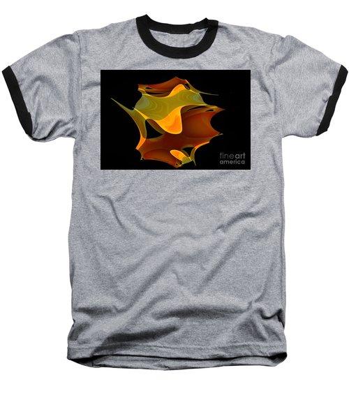 Surreal Shape Baseball T-Shirt