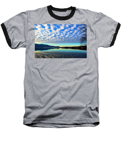 Surreal Sunrise Baseball T-Shirt